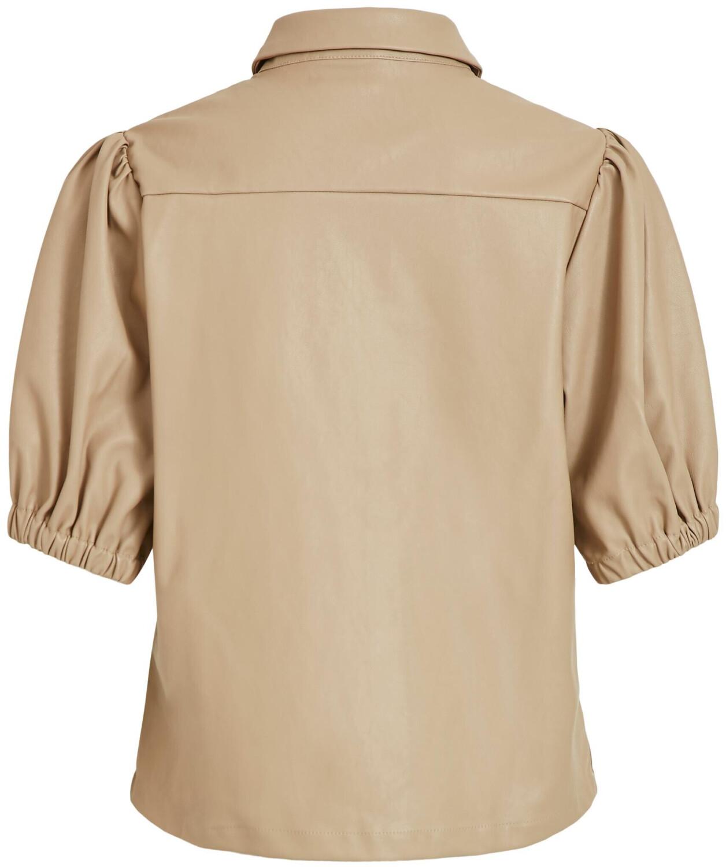 Vila Vitura 2/4 Shirt /rx (14061313) simply taupe