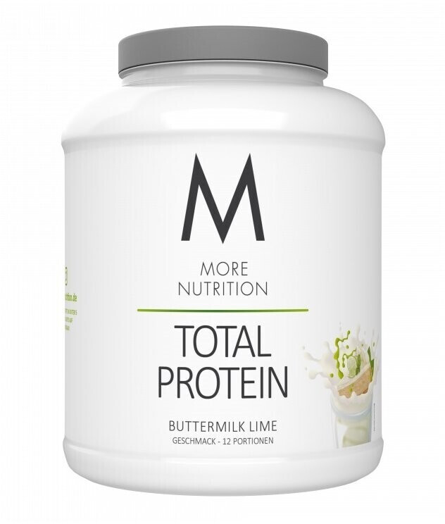 More Nutrition Total Protein 600g (42066653) raspberry