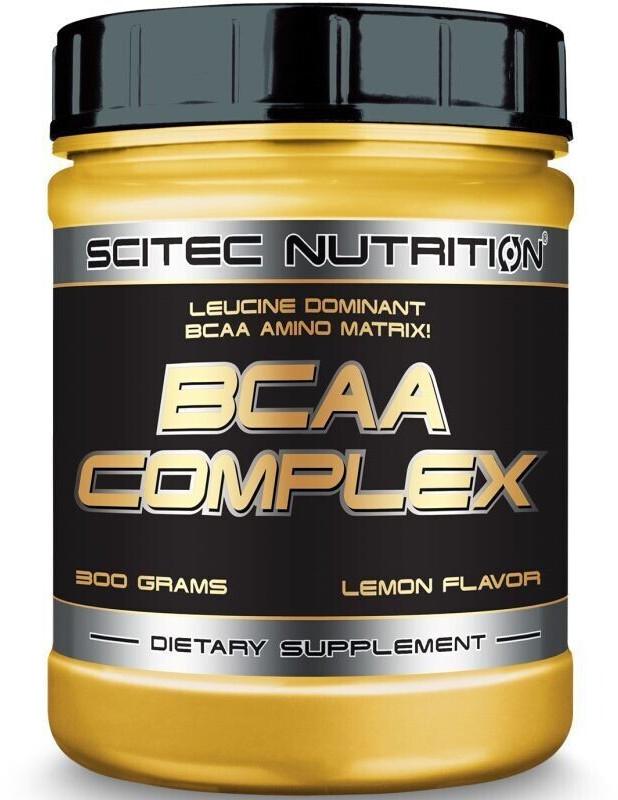 Scitec Nutrition BCAA Complex 300g Lemon