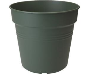 Elho Green Basics Pflanztopf Ø27 H 25cm grün