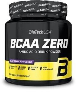 BioTech USA BCAA Zero 360g Zitronen-Eistee