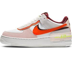 Nike Air Force 1 Shadow Women team red/volt/orange au meilleur ...