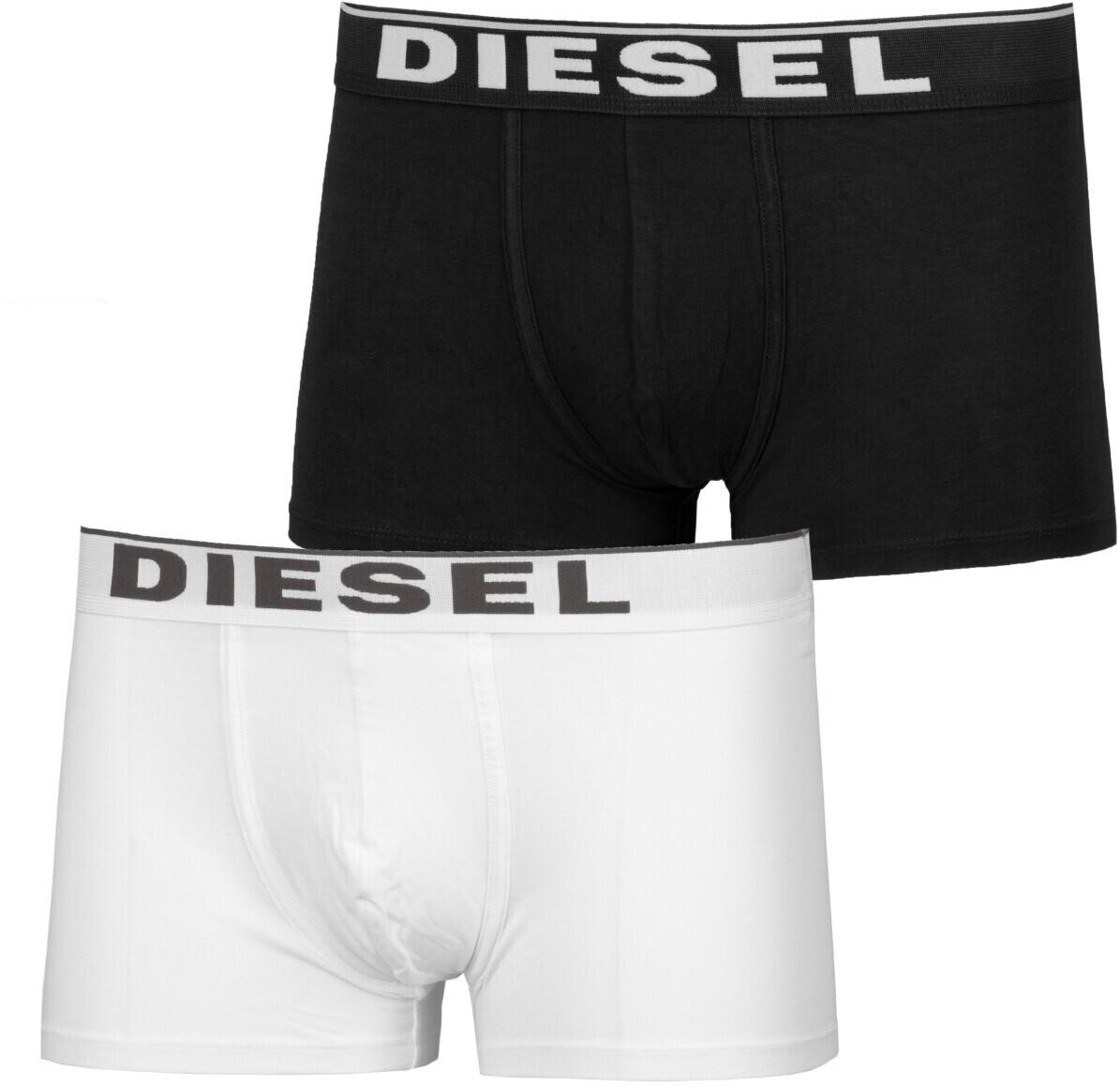 Image of Diesel 2-Pack Damien black/white (00SMKX-0JKKB-E0013)