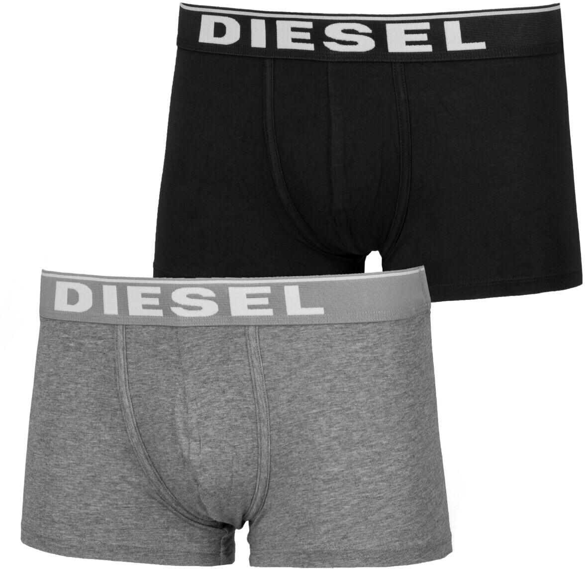 Image of Diesel 2-Pack Damien black/grey (00SMKX-0JKKB-E4084)