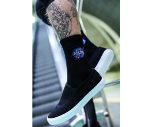 Mister Tee Nasa Socks (MT649-00007-0038) black