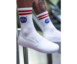 Mister Tee Nasa Socks (MT649-00220-0038) white