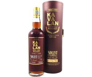 Kavalan Solist Port Cask Single Malt Whisky 57,1% 0,7l