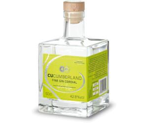 Cucumberland Fine Gin Cordial 42,8% 0,5l