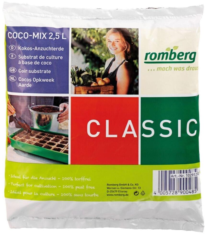 Romberg Kokos-Anzuchterde 2,5 Liter