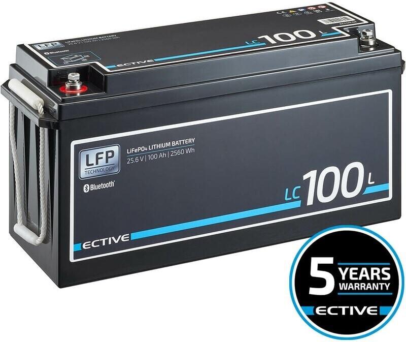 Ective Batteries LC 100L BT 100Ah