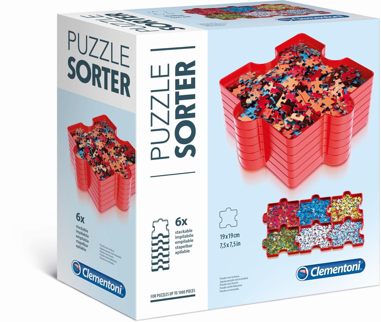 Clementoni Zubehör - Puzzle Sortierer (37040)