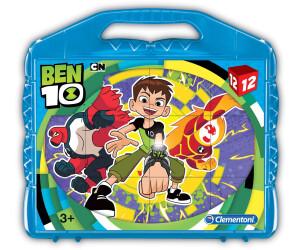 Clementoni Würfelpuzzle - Ben 10, 12 Teile (41188)