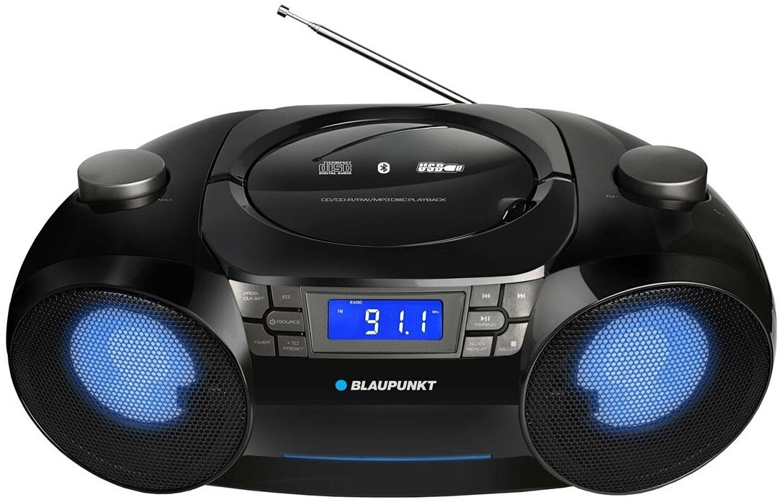 Image of Blaupunkt BB31LED Boombox
