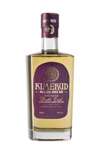Kimerud Hillside Aged Gin 0,7L 42%