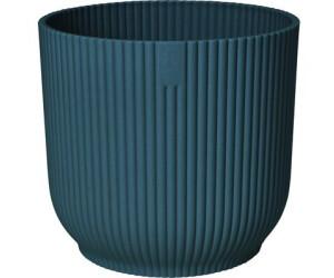 Elho vibes fold rund 16cm tiefes blau