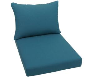 GO-DE Palettenkissen 60 x 80 cm blau