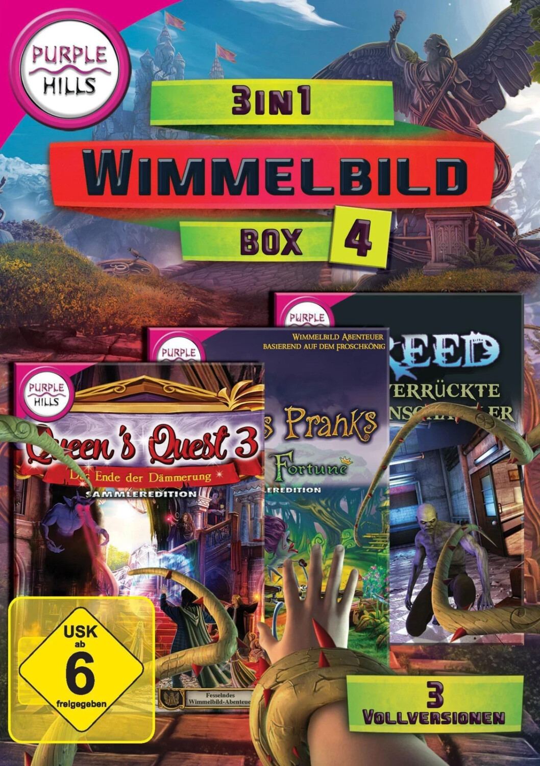 3-in-1 Wimmelbild-Box 4 (PC)