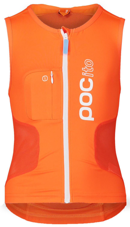 POC Pocito Vpd Air Kids orange