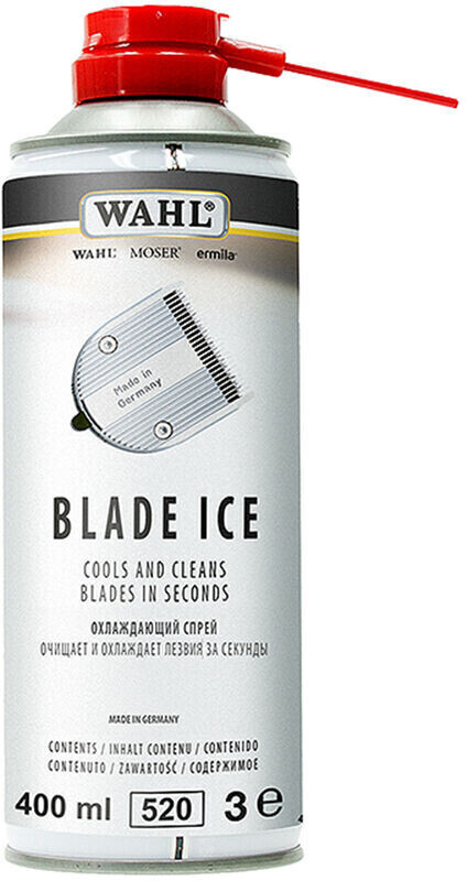 Wahl Blade ICE Cools & Cleans (400 ml)
