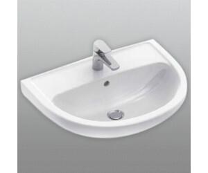 Gustavsberg Saval 2.0 Waschtisch 60x45,5cm weiß (7G116001)