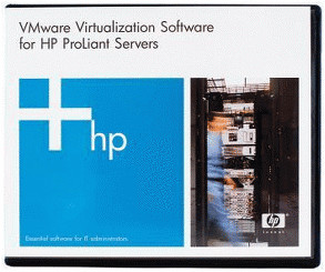 Hewlett-Packard HP VMware VSphere Essentials Plus