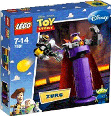 LEGO Toy Story - Zorg (7591)