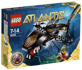 LEGO Atlantis Riesenhai (8058)