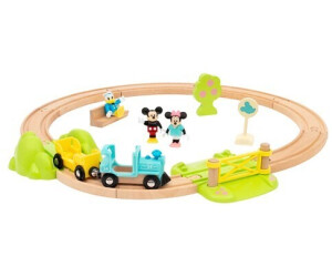 Brio Micky Maus Eisenbahn Set (32277)