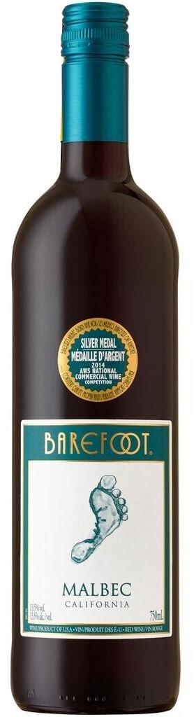 Barefoot Barefoot Malbec 0,75l