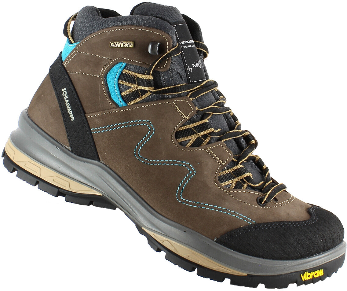 Schladminger Schladminger Wagrain Lady Ultra (90102) brown/blue