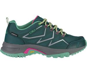 CMP Gemini Low Wanderschuhe Outdoor Schuhe wetterfest Trekking Walking petrol