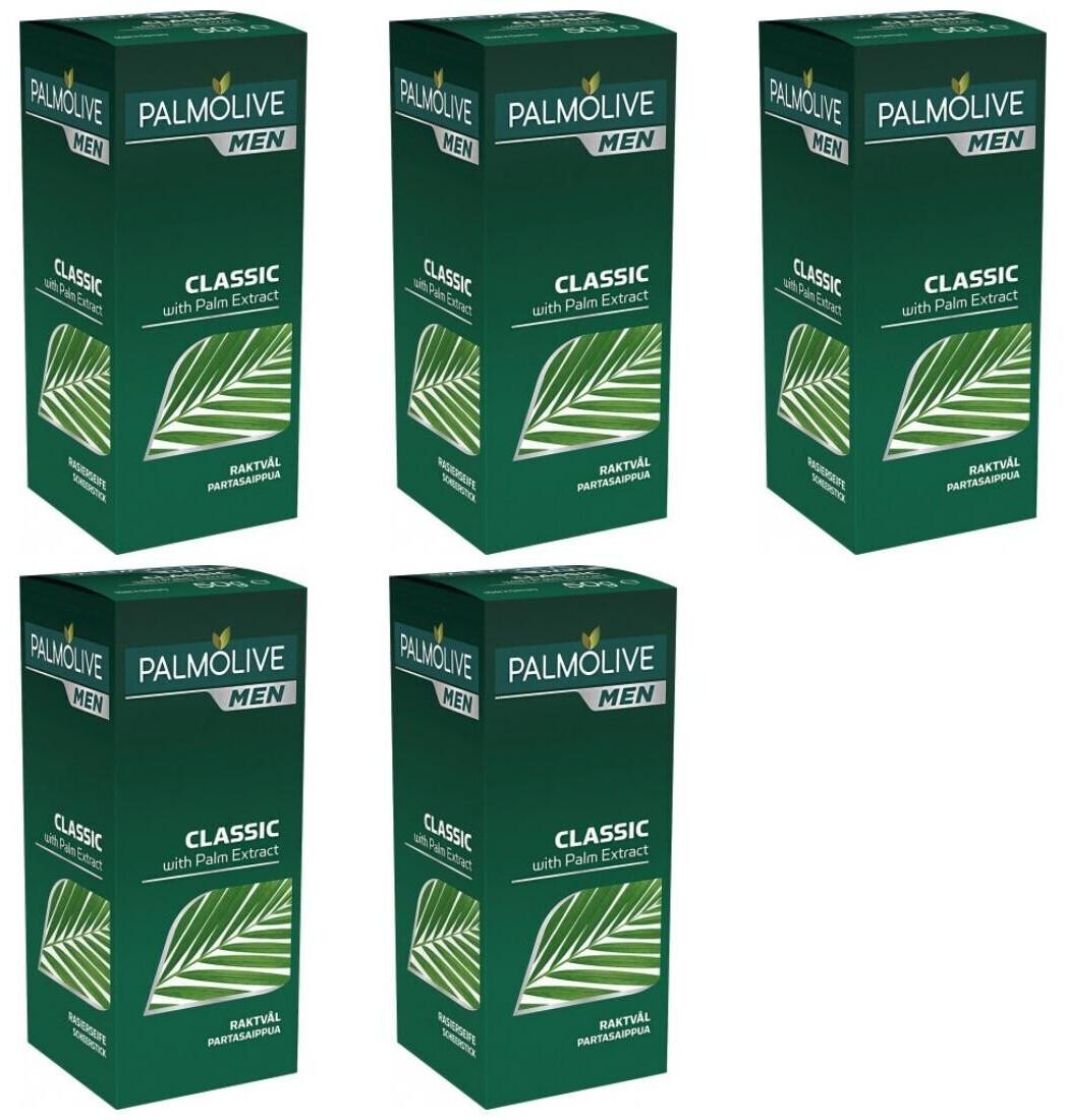 Palmolive Classic Rasierseife (5 x 50 g)