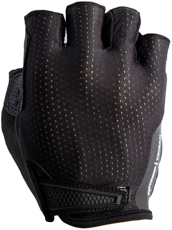 Triban RC 900 Rennrad Handschuhe schwarz