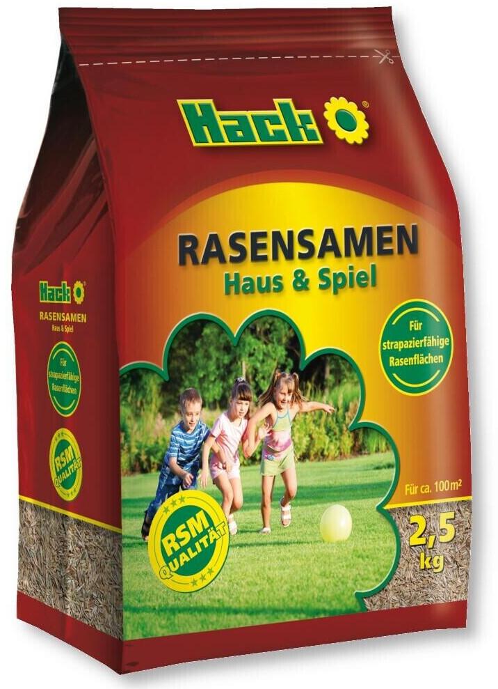 Hack Rasensamen Haus und Spiel (2,5kg)