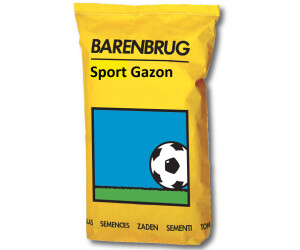 Barenbrug Rasensamen Sport Gazon (15kg)