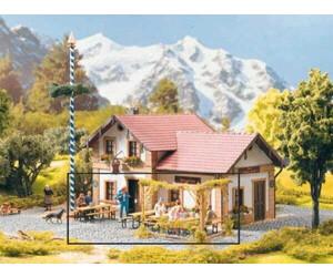 Piko 3 Gartenbänke und 3 Biergarten-Garnituren (62282)