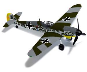 Busch Modellbahnzubehör - Messersch. Bf 109 F2 Adolf Galland (25059)