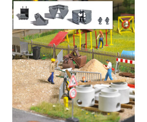Busch Modellbau - Baggerschaufeln (7799)
