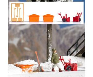 Busch Modellbau - Winterausrüstung (1181)