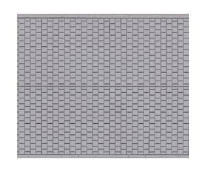 Auhagen 1x Fußsteig grau (52423)