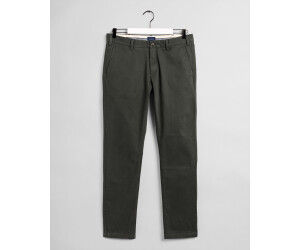 GANT Bequeme Slim Fit Chino (1503956-366) thyme green