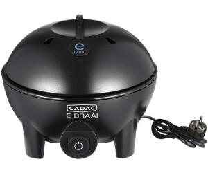CADAC E-Braai schwarz