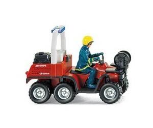 Wiking Feuerwehr ATV Rosenbauer (060007)