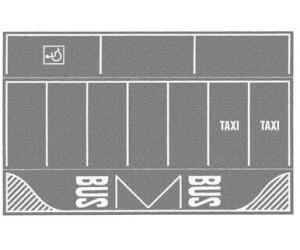 Noch Parkplatz grau (60720)