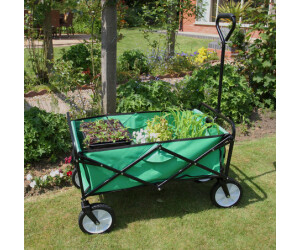 MonsterShop Foldable Garden Cart