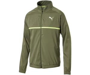 Puma Energy Woven Jacket (517372) olivine