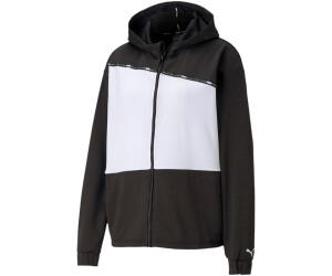 Puma Train Logo Ultra Knit Jacket Women (520289) puma black/puma white