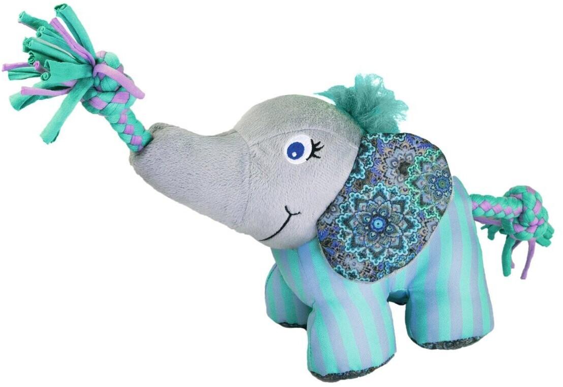 Kong Knots Carnival Elephant M-L 36cm