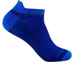 Wrightsock Coolmesh II Tab Socks (803-35) blue