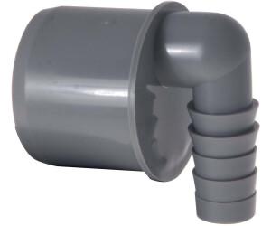 Airfit Schlauchwinkel DN 50 für Schlauchdurchmesser 19 - 21 mm